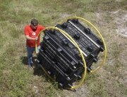 The Life Cubic - A rapid deployable shelter