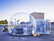 Pop Up Bathroom Bubble