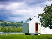 Renzo Piano Diogene Tiny House
