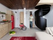 Alan Chu's Small Apartment in Brazil