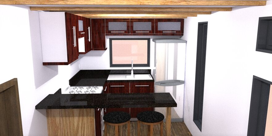 Tiny House Plans With No Loft