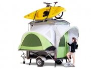 Sylvan Sport Pop-Up Go Camper