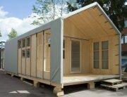 Liina Transitional Shelter Aalto University