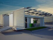 DALE Solar Decathlon Micro-Home