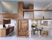 Kensington Apartment by Hogarth Architects