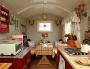 Stardust Scotland Highlands Shepherd's Hut