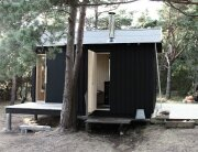 Small Cabin in the woods of Trossö, Sweden, by Septembre Architect