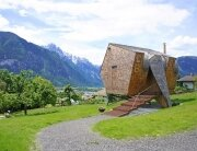 Ufogel - A Unique Holiday Home Set Amongst the Mountains of Austria