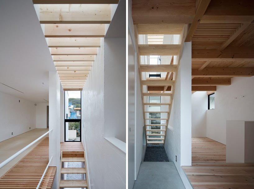 Container Design Aligns Axial House of Shimamoto-Cho - Humble Homes