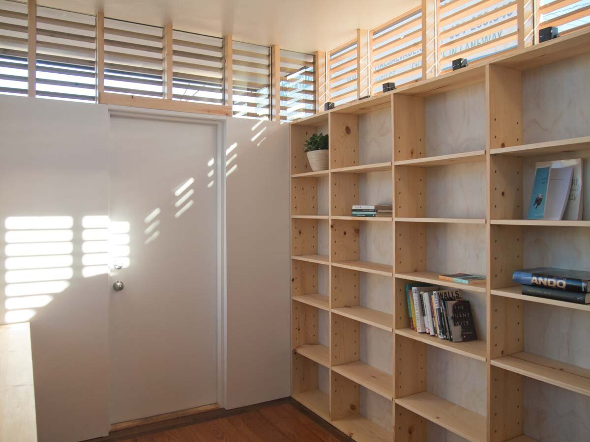 Filter Studio Small Space by Camera Buildings - Humble Homes