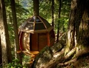 Hemloft Treehouse by Joel Allen