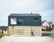 House Unimog by Fabian Evers Architecture & Wezel Architekur - Humble Homes - Exterior