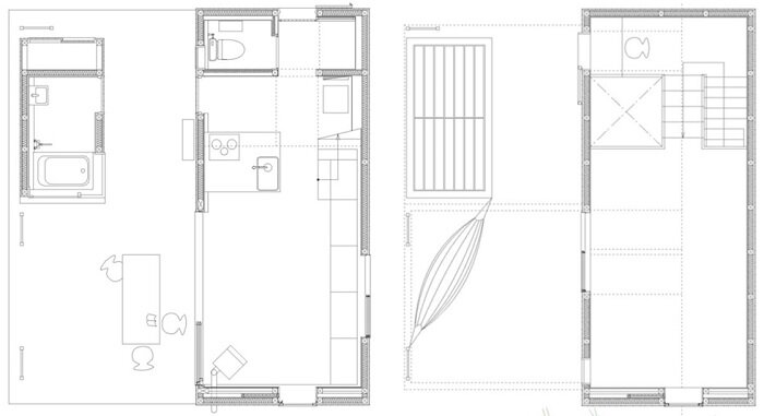 Naka Studio - Villa in Hakuba Japan - Humble Homes