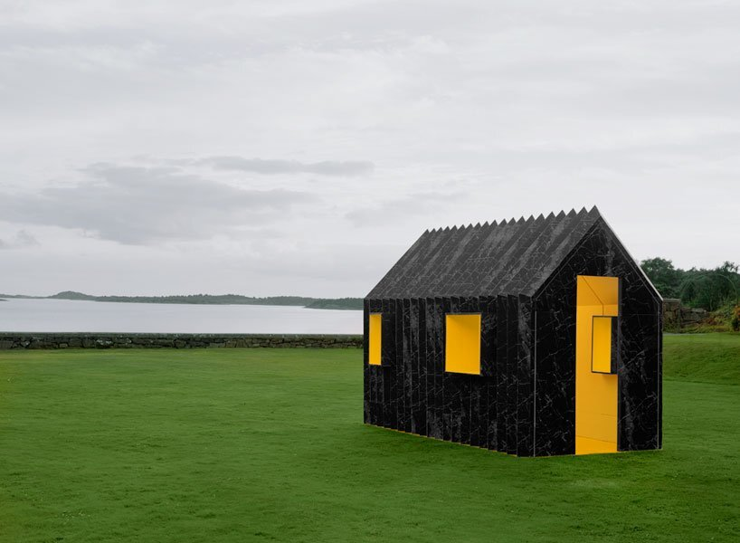 White Arkitekter Chameleon Cabin - Humble Homes
