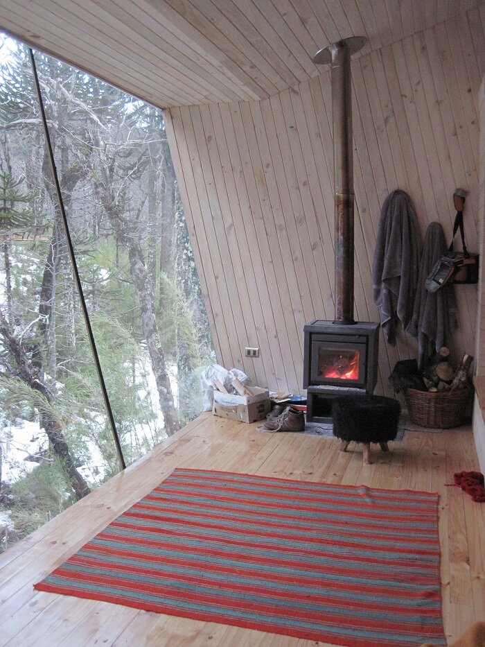 Winter Cabin - Malalcahuello - MC2 Arquitectos - Humble Homes
