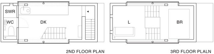 Yasutaka Yoshimura Architects - Window House - Japan - Floor Plan - Humble Homes