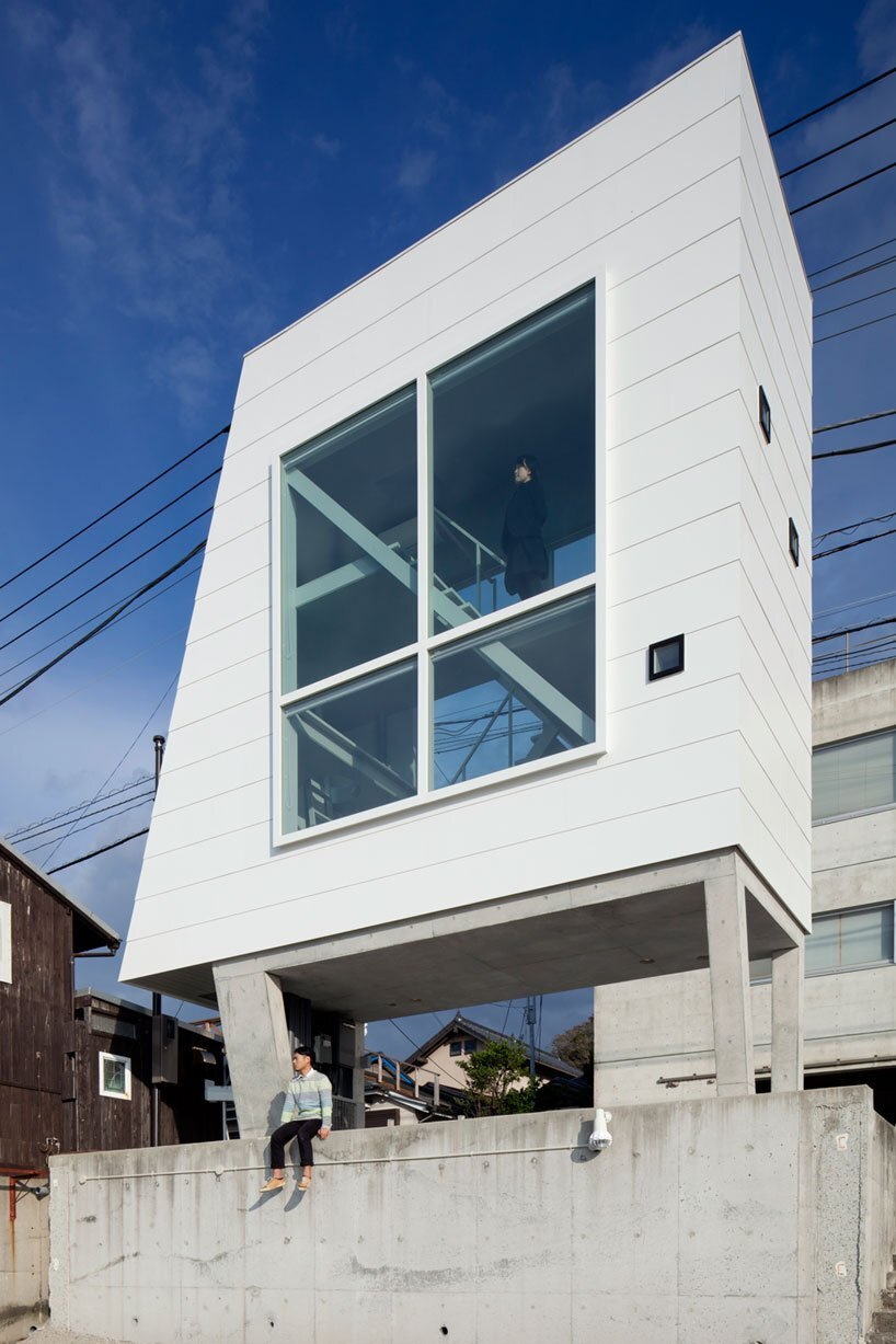 Yasutaka Yoshimura Architects - Window House - Japan - Humble Homes