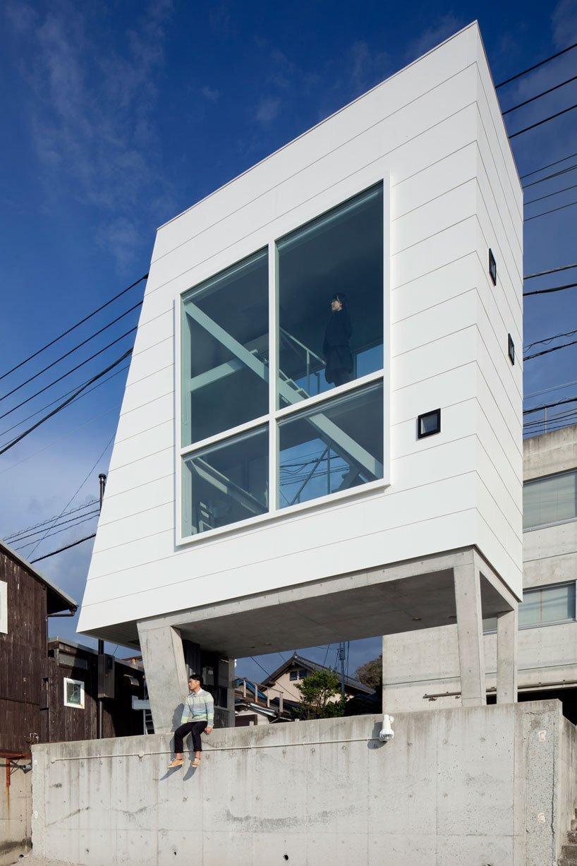 Yasutaka Yoshimura Architects - Window House - Japan - Humble Homes