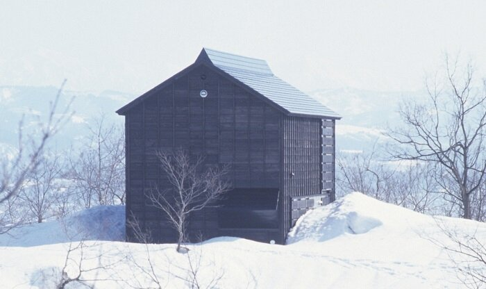 Cottage in Tsumari - Future Scape Architects - Japanese House - Humble Homes