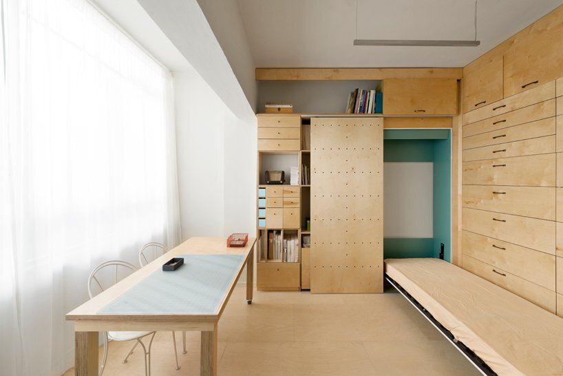 Multifunctional Studio by Raanan Stern - Seating - Tel-Aviv - Humble Homes