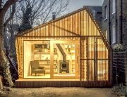 WSD Architecture - Tiny Writer's Studio - London - Humble Homes