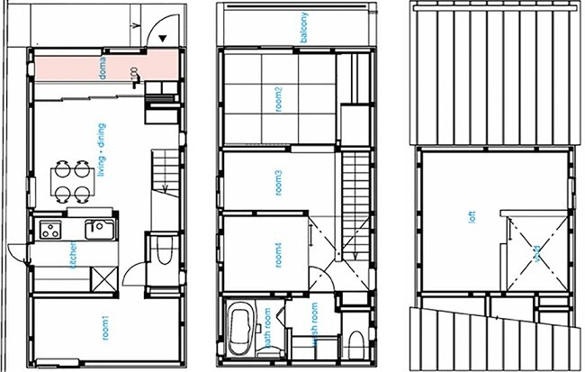 Japanese Small House Design Plans