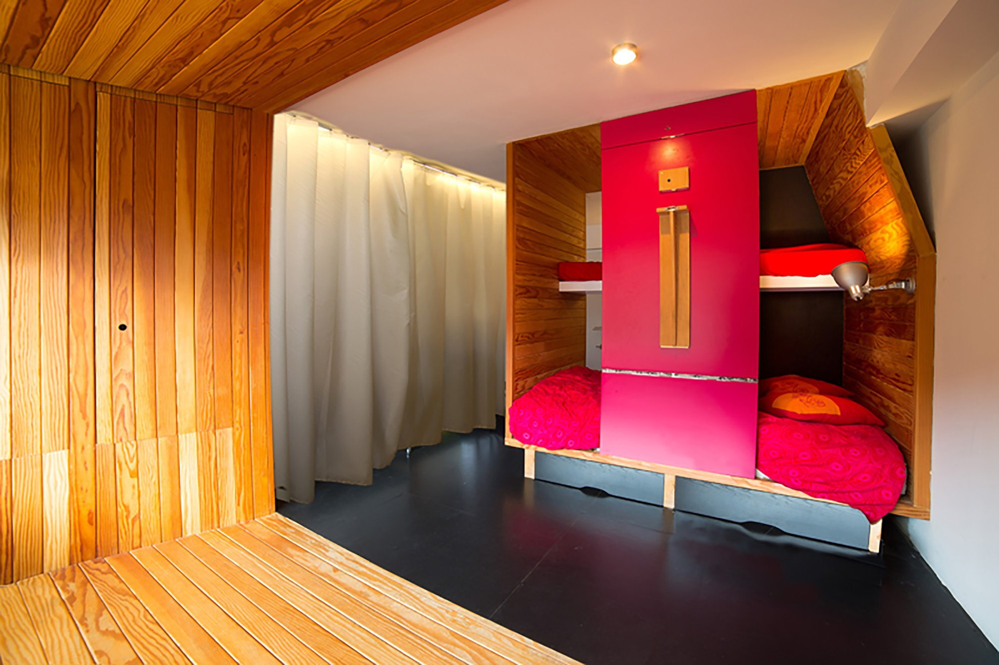 Studio in a Mountain Resort - Beriot Bernardini Arquitectos - Madrid Spain - Interior 1 - Humble Homes