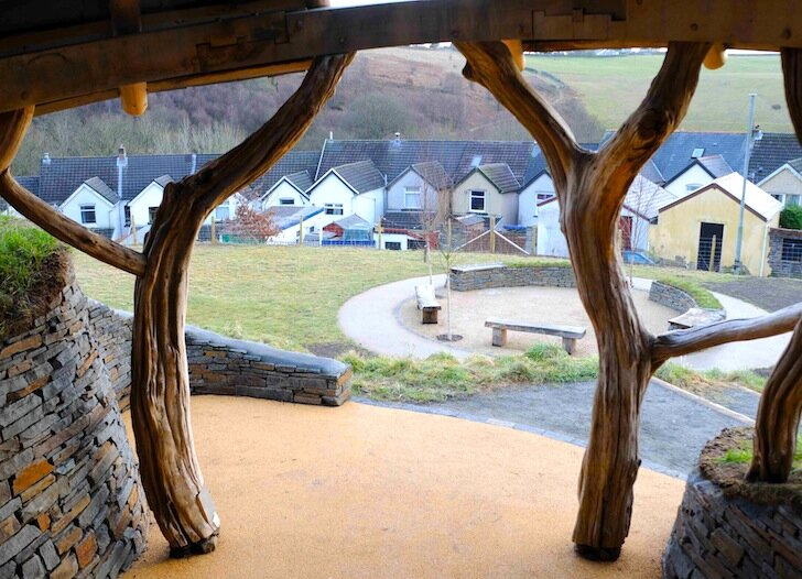Caradocs Hideout - Groesfaen - Wales - Interior - Humble Homes