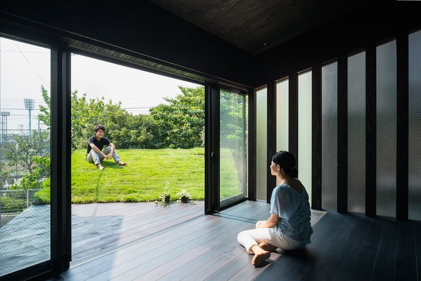 Makiko Tsukada Architects - Grass Cave House - Japan - Green Roof 2 - Humble Homes