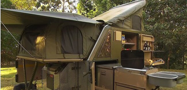 Urban Escape Vehicle - UEV440 - Conqueror - Australia - Back - Humble Homes