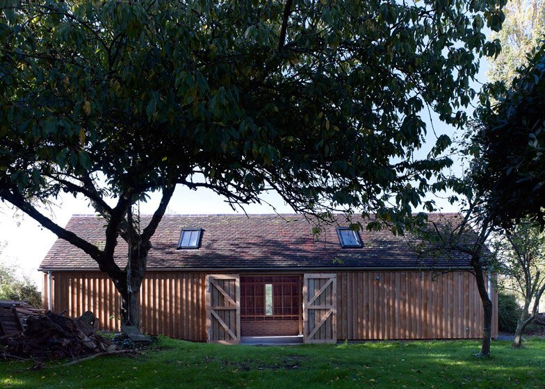 Long Sutton Studio - Cassion Castle Architects - Tom Lloyd - Exterior - Humble Homes