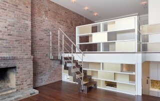 540 Square Foot New York Loft Gets a Redesign By TCA