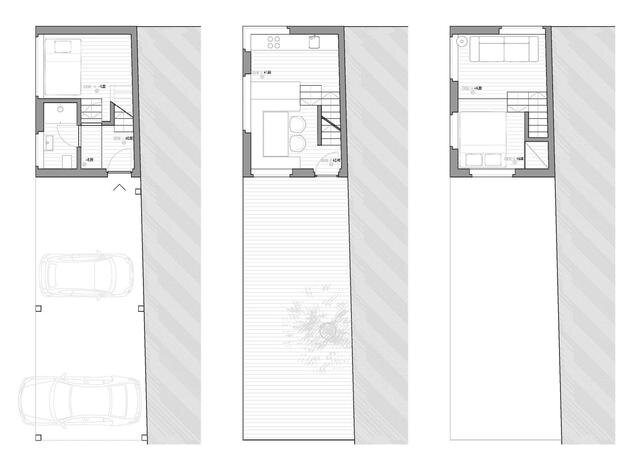 Christian Schwienbacher - Small House - Ortisei - Italy - Floor Plan - Humble Homes