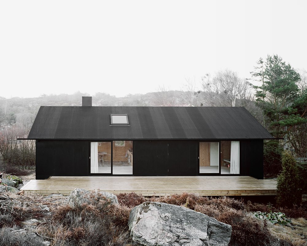 Johannes Norlander Arkitektur - Gothenburg - Sweden - Small House - Exterior - Humble Homes