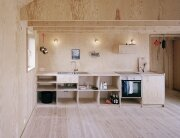 Johannes Norlander Arkitektur - Gothenburg - Sweden - Small House - Kitchen - Humble Homes