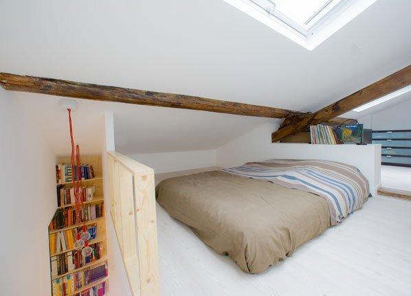 Micro Apartment - Paris - Shemaah - Bedroom - Humble Homes