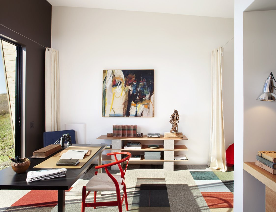 Studio Space For Writing By CCS Architecture
