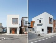Higashihayashiguchi - Shop & Apartment - ALTS Design Office - Exterior - Humble Homes