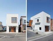Higashihayashiguchi - Shop & Apartment - ALTS Design Office - Exterior - Humble Homes