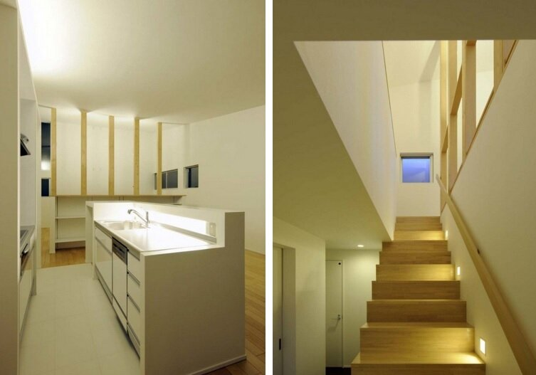 House of Kashiba - Japanese House - Horibe Naoko Architect Office - Kashiba-Shi - Japan - Kitchen - Humble Homes
