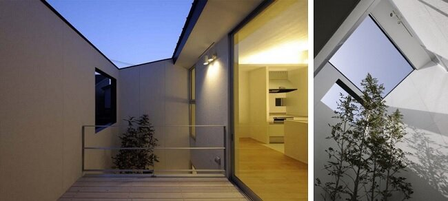 House of Kashiba - Japanese House - Horibe Naoko Architect Office - Kashiba-Shi - Japan - Terrace - Humble Homes