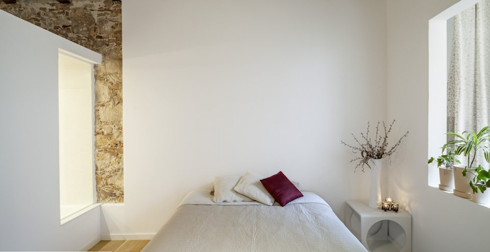 Les Corts - Apartment Renovation - Sergi Pons - Barcelona - Spain - Bedroom - Humble Homes