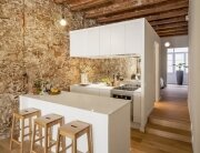 Les Corts - Apartment Renovation - Sergi Pons - Barcelona - Spain - Kitchen - Humble Homes