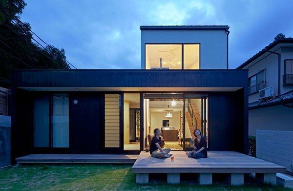 Niu House - Japanese House - Yashihiro Yahomoto Architect Atelier - Nara - Japan - Exterior - Humble Homes