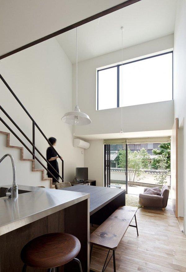 Niu House - Japanese House - Yashihiro Yahomoto Architect Atelier - Nara - Japan - Kitchen - Humble Homes