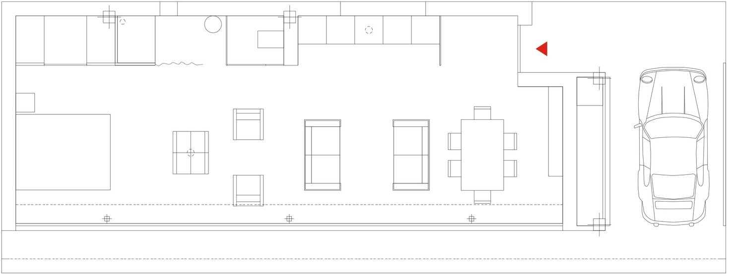 Renovación de Vivienda en Rubianes - Small House - Nan Arquitectos - Spain - Floor Plan - Humble Homes