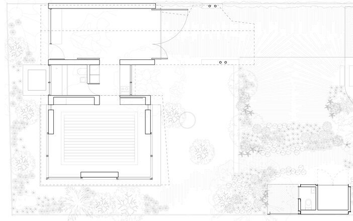 Small House - Welsh + Major - Sydney - Floor Plan - Humble Homes