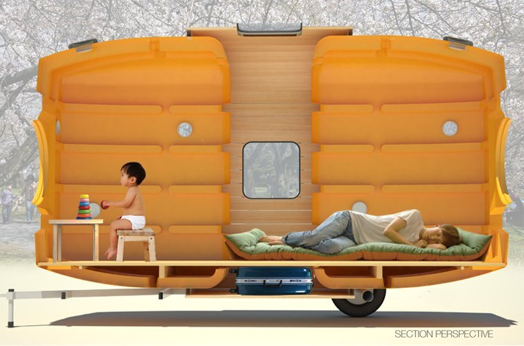 Stereotank -Taku Tanku - Takahiro Fukuda - New York - Interior - Humble Homes