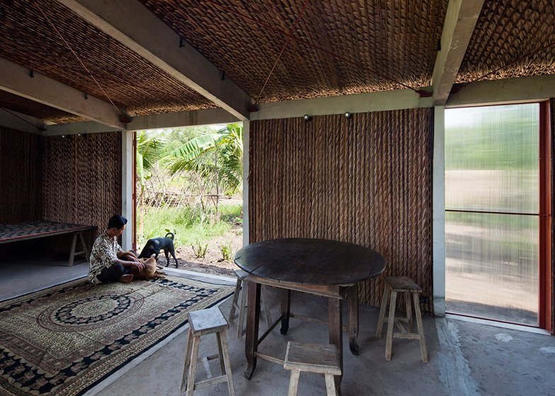 Affordable Housing S House Vo Trong Nghia Architects Vietnam Interior Humble Homes - 28+ Small House Design Vietnam  PNG