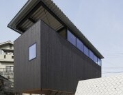 House in Miyake - Japanese House - Hidetaka Nakahara Architects - Yoshio Ohno Architects - Hiroshima Japan - Exterior - Humble Homes
